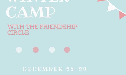 Winter Camp 5778