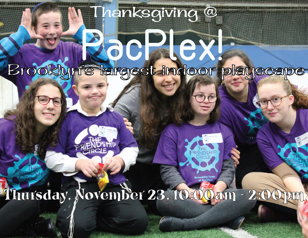 Thanksgiving Day at PacPlex
