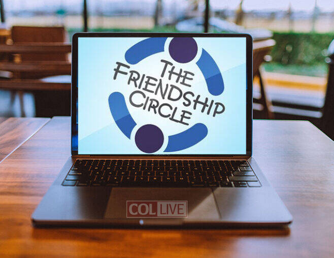Friendship Circle Offering Virtual Support
