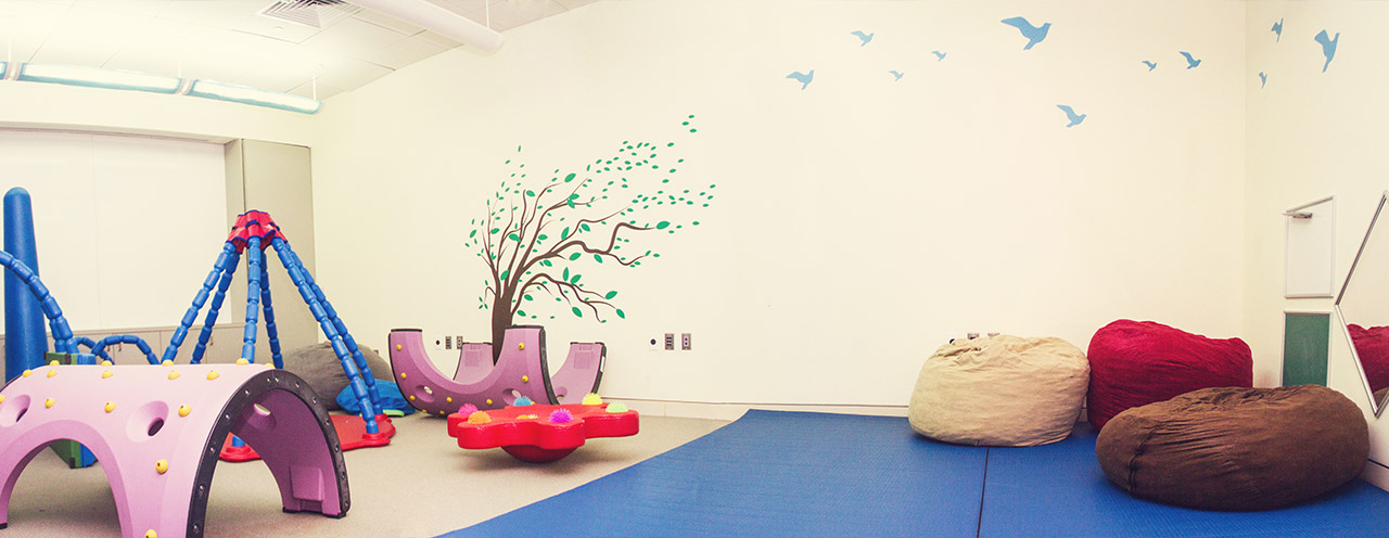 Sensory Playroom - Friendship Circle of Brooklyn